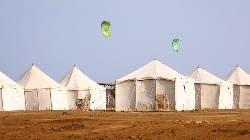 Ägypten Kitecamp 18