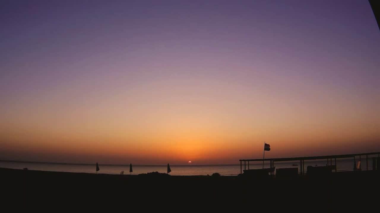 Ägypten Reiseblog - Guten Morgen aus dem Wadi 1